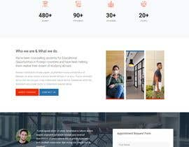 #23 untuk Design the layout of a business consultancy website oleh sumonakon3257