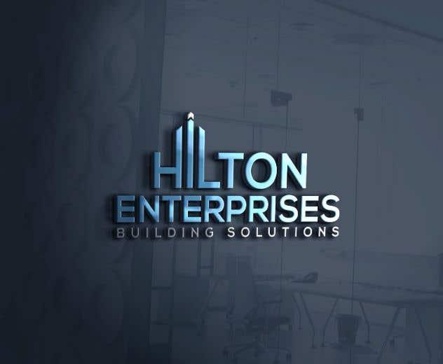 Kilpailutyö #995 kilpailussa Business logo for building company
