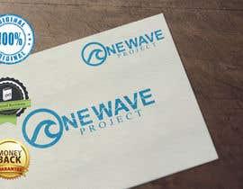 Nro 60 kilpailuun One wave logo käyttäjältä sunnyjat903