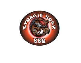 Nro 68 kilpailuun Stoagie Boar BBQ - Logo käyttäjältä sameerajohn01
