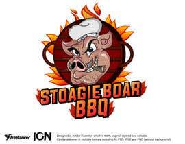 Nro 48 kilpailuun Stoagie Boar BBQ - Logo käyttäjältä ImHion