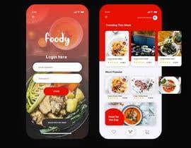 #13 para Design and develop beautiful frontend for a restaurant app por kubulu