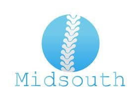 #3 для Logo for Midsouth wellness center от husseintaher999