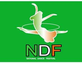 nº 69 pour Logo Design for National Dance Festival par anjaliom