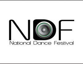 #71 for Logo Design for National Dance Festival by BuDesign