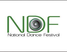 #72 for Logo Design for National Dance Festival by BuDesign