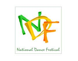 #60 for Logo Design for National Dance Festival af elyrof