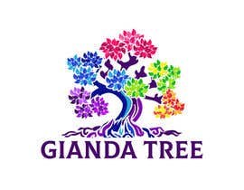 #185 для Logo/Sign - GIANDA TREE от pratikshakawle17