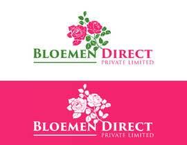 Nro 3 kilpailuun Design a logo for a flower business, Bloemen22.07.19 käyttäjältä urko92