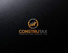 #80 untuk Logo Creation for accounting company focused on construction firms oleh rabiul199852