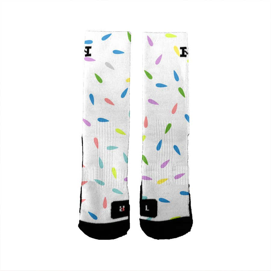 Contest Entry #10 for Create a fun sock design to match a shoe - 22/07/2019 07:42 EDT