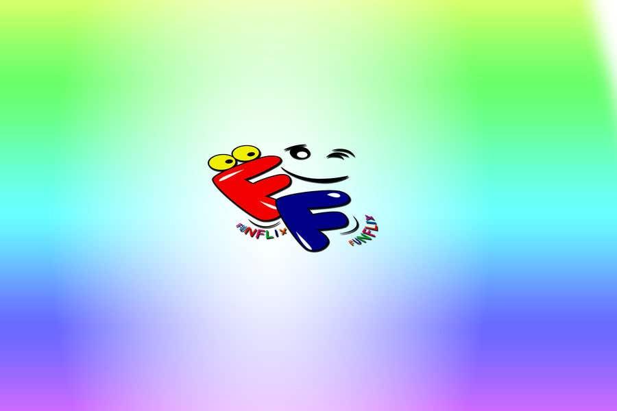 Konkurrenceindlæg #78 for FunFlix Logo for youtube channel