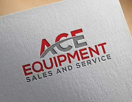 #1559 cho ACE Equipment Sales and Service Logo bởi fatemaakther423
