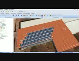 Nro 2 kilpailuun Design 5 styles of  Solar Roof with BOM käyttäjältä fuentesmarvel