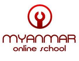 """#24 for Design a Logo for """"Myanmar Online School"""" -- 2 af dpeter"""