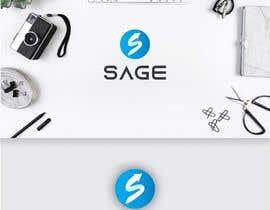 Nro 362 kilpailuun Logo Design of Sage käyttäjältä alimon2016