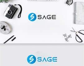 Nro 363 kilpailuun Logo Design of Sage käyttäjältä alimon2016