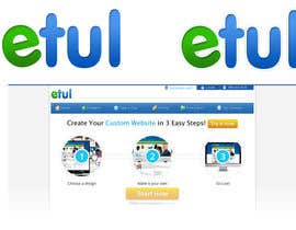 #10 for Logo Design for etul by ondrejuhrin