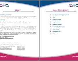 Nro 11 kilpailuun Design a workbook käyttäjältä waqqaas