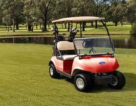 #3 untuk photoshop golf cart pictures with background oleh bodasawan