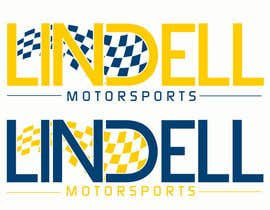 #90 для Need a new modern logo for Lindell Motorsports ASAP! от Safemode2511