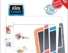 nº 10 pour Packaging Design for Shockproof Kids iPad Case par dyv