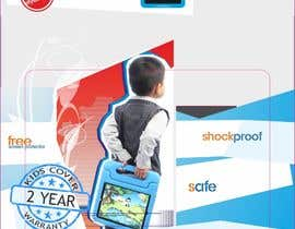 #12 untuk Packaging Design for Shockproof Kids iPad Case oleh dyv