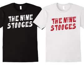 #52 для T-Shirt Graphic Design - Stooges Contest от mahabub14