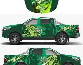 #29 cho Car wrap graphic design bởi brknx13
