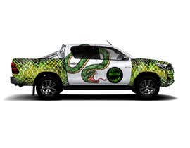 #30 cho Car wrap graphic design bởi sugar19