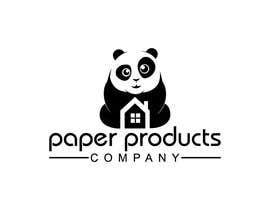 Nro 60 kilpailuun Logo design for paper products company käyttäjältä abulbasharb00