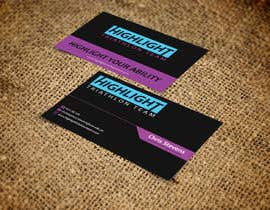 #71 para Business Card Design for Highlight Triathlon Team por sulemankhan2010