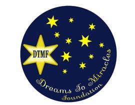 #424 for Logo/Sign - DREAMS TO MIRACLES FOUNDATION by JasminaSV