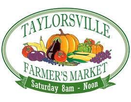 #12 para Farmers Market Sign Design por janikasika