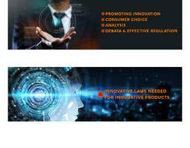 #2 for Create Two Banner Images for a Tech Website af hebbasalman90