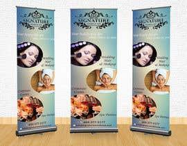 #11 para Design a Vertical Banner for a Spa Company por shohaghhossen