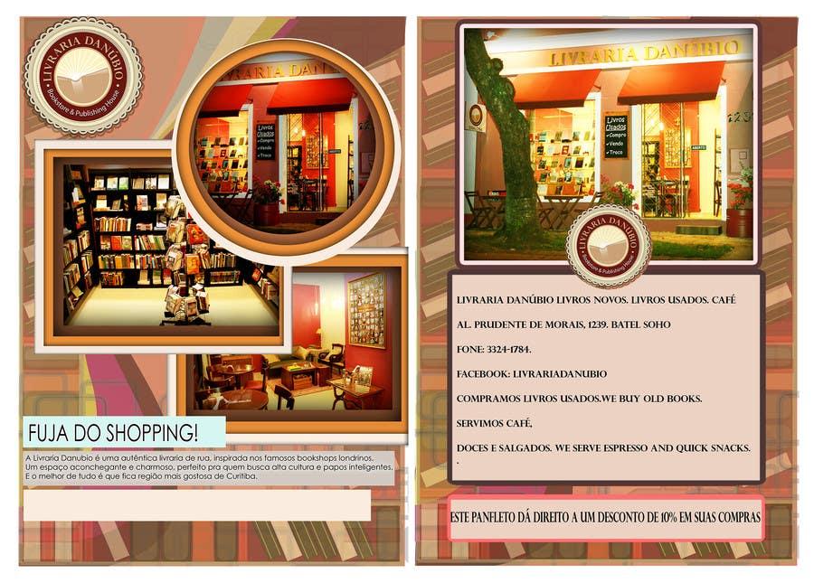 Bài tham dự cuộc thi #                                        13                                      cho                                         Flyer Design for Bookshop