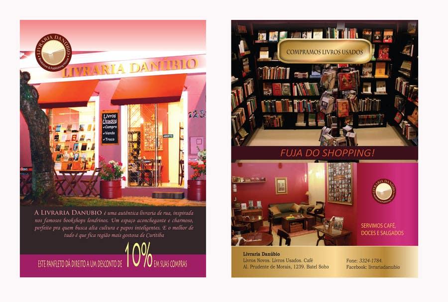 Bài tham dự cuộc thi #                                        5                                      cho                                         Flyer Design for Bookshop