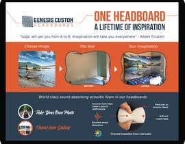 Nro 68 kilpailuun Expo stand: Genesis custom headboards käyttäjältä saurov2012urov