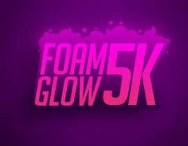 "#1299 for Need logo for event called ""Foam Glow 5K"" af GabrielMarin06"