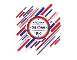 """#1272 for Need logo for event called """"Foam Glow 5K"""" af Anjura5566"""