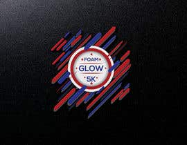 """#1290 for Need logo for event called """"Foam Glow 5K"""" af Anjura5566"""