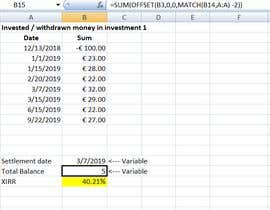 Data Function Excel