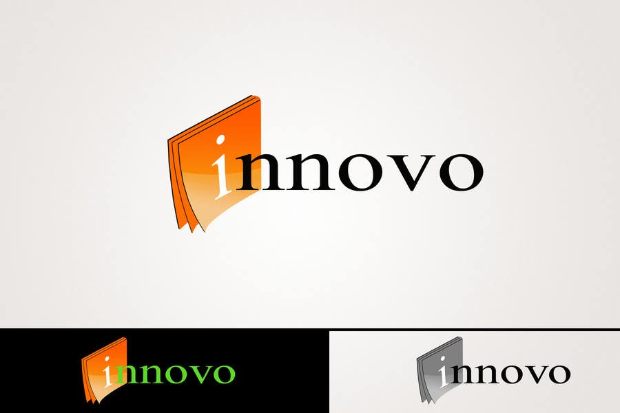 Конкурсная заявка №90 для Logo Design for Innovo Publishing