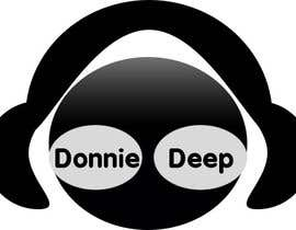 #48 for Logo Design for a house DJ/Producer named DONNIE DEEP af mehulgolania005