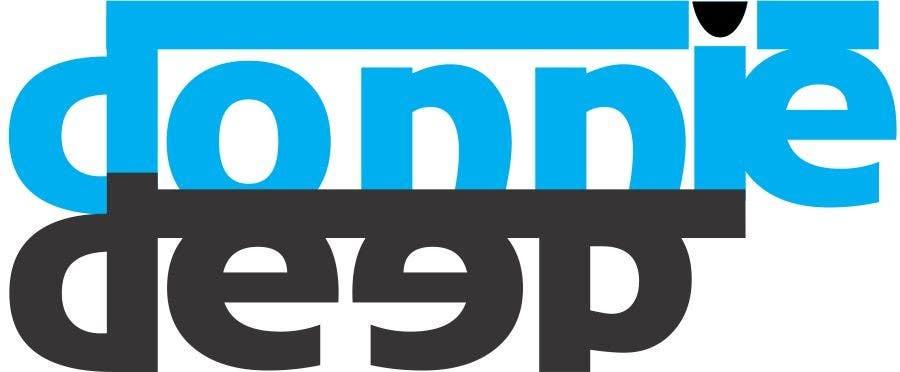 Inscrição nº                                         56                                      do Concurso para                                         Logo Design for a house DJ/Producer named DONNIE DEEP