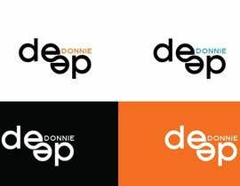 #52 para Logo Design for a house DJ/Producer named DONNIE DEEP por alexandracol