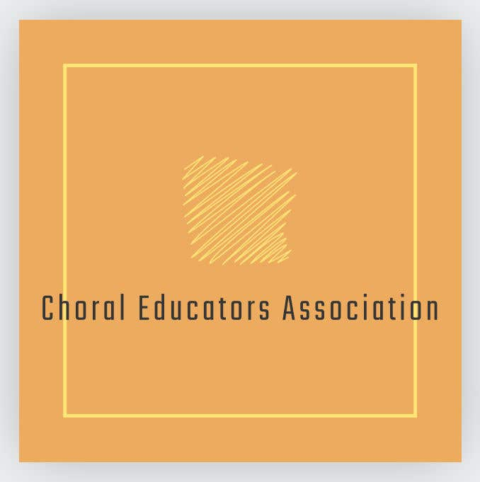 "Proposition n°22 du concours Design a LOGO for ""CHORAL Educators ASSOCIATION"""