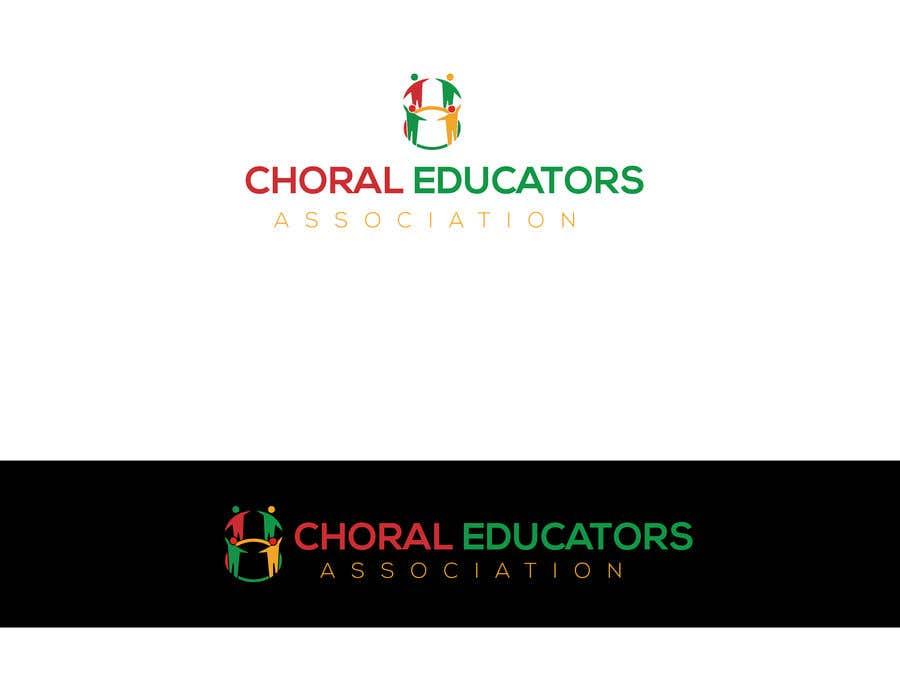 """Proposition n°268 du concours Design a LOGO for """"CHORAL Educators ASSOCIATION"""""""