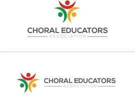"""nº 71 pour Design a LOGO for """"CHORAL Educators ASSOCIATION"""" par khatriwaheed"""